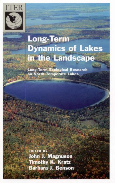 LTER Book cover
