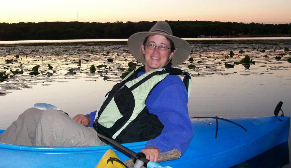 Kelly O'Ferrell, Hasler Lab Coordinator