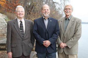 John Magnuson, Steve Carpenter, Jim Kitchell
