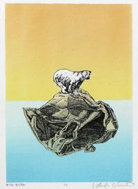 Art by J. Leigh Garcia, Printmaker, January 2017