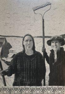 Weaving of Emily Stanley & Carol Warden